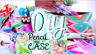 DIY School Supplies! ♡ Pencil Pouch Locker Organizer