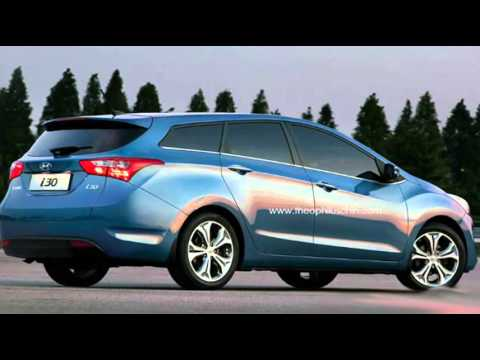 2012 hyundai i30 cw preview youtube. Black Bedroom Furniture Sets. Home Design Ideas