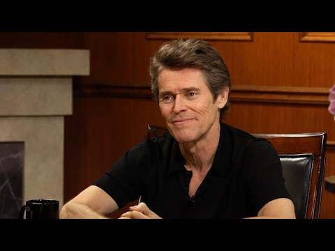 "Willem Dafoe: Villains are ""the best roles"" 