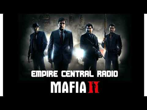 Mafia 2 Empire Central Radio 50's WITH NEWSBREAKES ADVERTISING