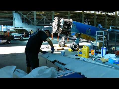 Restoring History at Pacific Aviation Museum Pearl Harbor