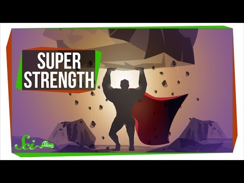 Can Danger Give You Super Strength?