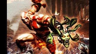 Live - God of War - God Mode ( Very Hard ) Pcsx2 - #4