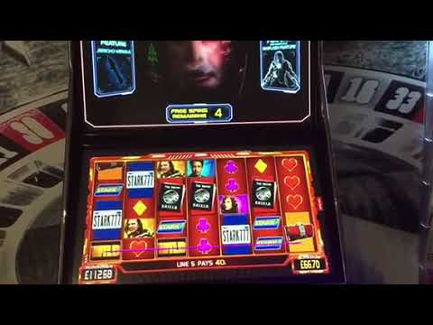 Big win on slots in bookies casino royale shower gif