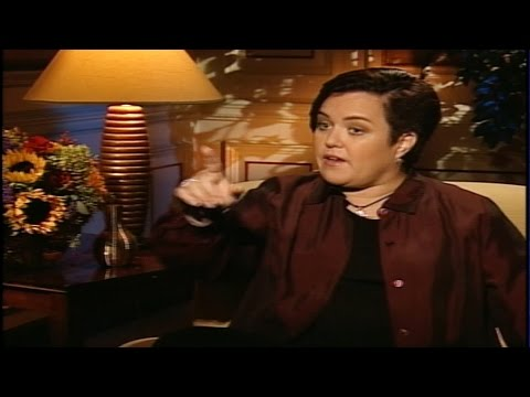 Rosie O'Donnell Interview - Inside Edition (2002)