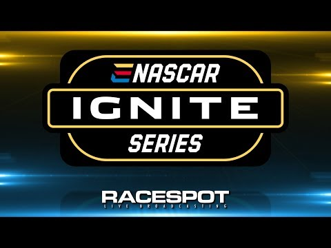 eNASCAR Ignite Series | Playoffs #3 | Texas – (Short Track B Road)