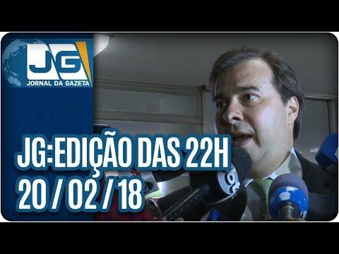 Jornal da Gazeta - Edição das 10 - 20/02/2018