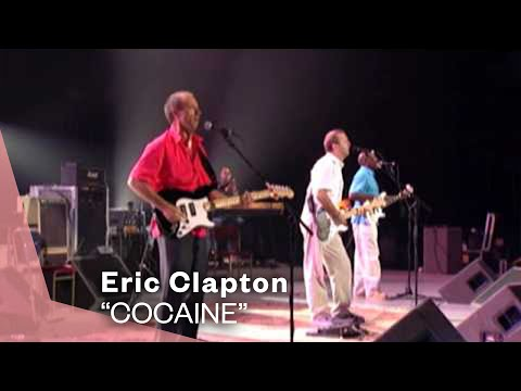 Eric Clapton  Cocaine   Version