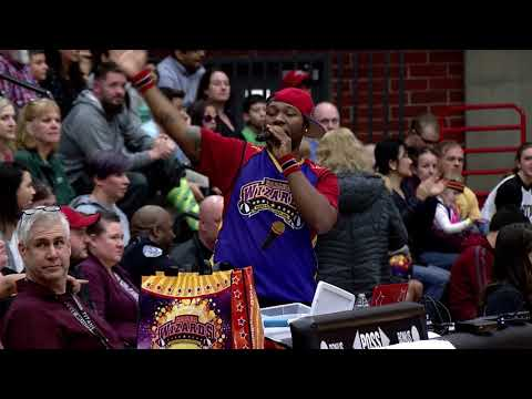 The Harlem Wizards vs. The Hoopsters