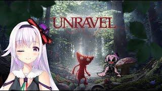 [LIVE] 【unravel】毛糸さんと癒しの冒険【アイドル部】