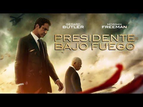 presidente bajo fuego trailer
