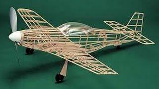 Wie erstellen Sie arbeiten STABILISATOR auf guillows P-51 mustang (balsa -)