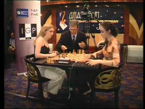 Chess Tournament. GoldenBlitz 2005