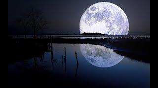 ✔ Луна. Красивое видео для медитации и релаксации. Музыка для души. Гармония и отдых