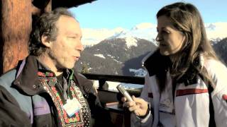 Lawrence M. Krauss about the Beginning and End of the Universe / 381 seconds interview