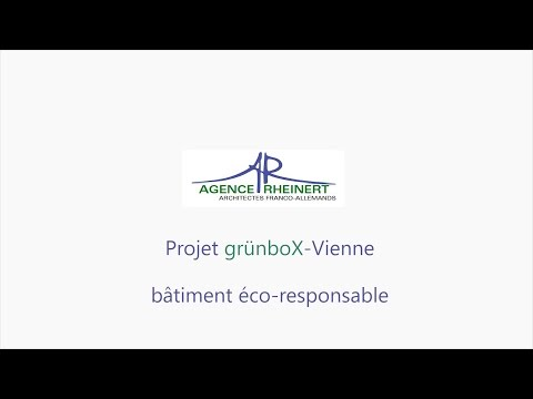 grünboX-Vienne AGENCE RHEINERT architectes | DRONE-LIFT-OFF