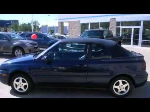 Used 1999 Volkswagen Cabrio Colorado Springs CO