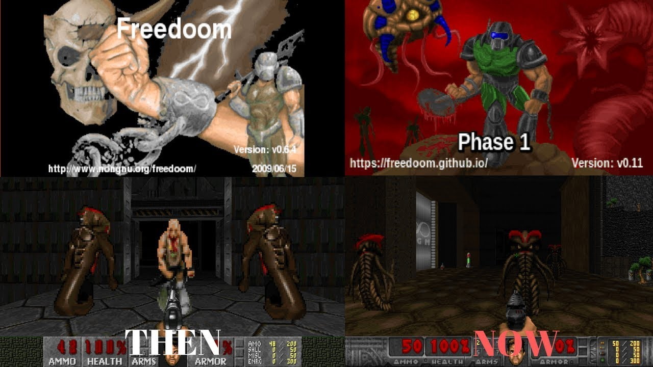 The Freedoom Collection 2001-2017
