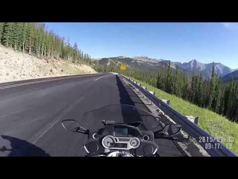 Colorado Monarch Pass Hwy 50 outside Poncha springs CO. BMW GTL1600