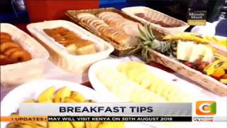 BREAKFAST TIPS | Making chicken stir-fry with cashew nuts  #DayBreak