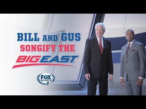 Gus & Bill Songify Big East Basketball