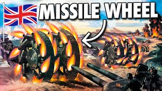 10 Insane Historical Weapons