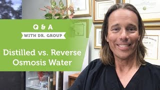 Is Distilled or Reverse Osmosis Water Better?