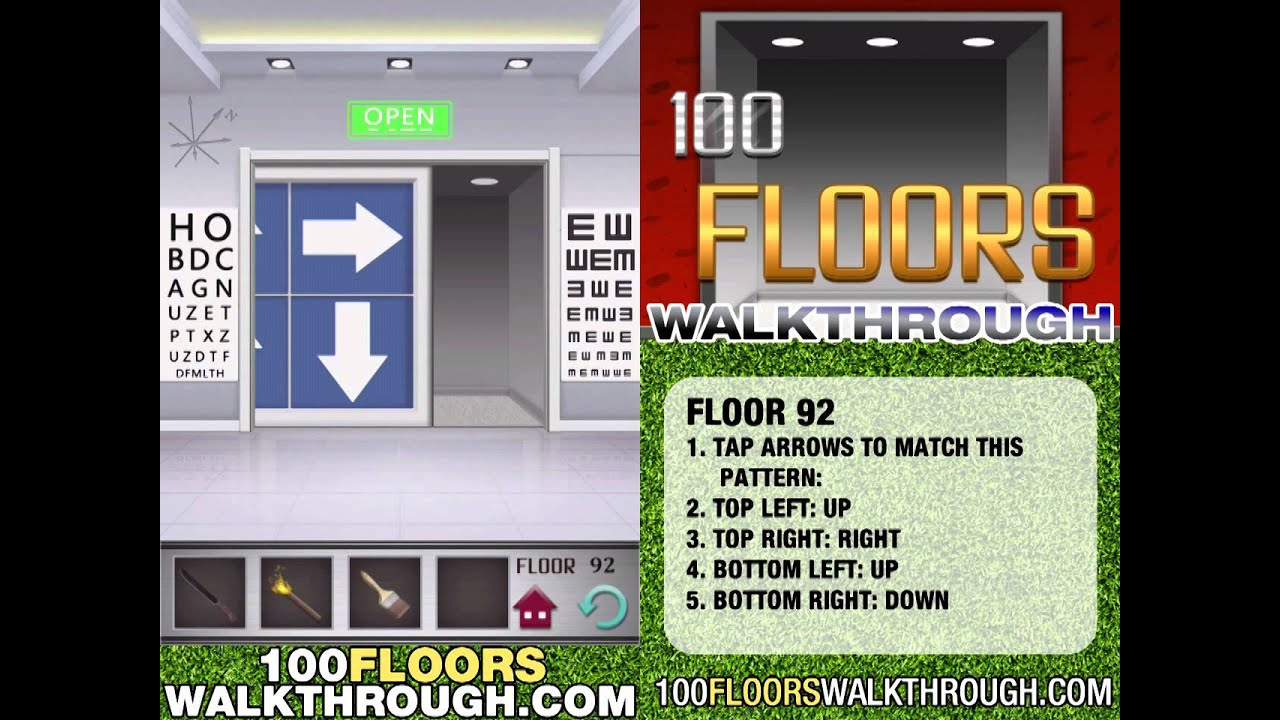 100 Floors Annex Level 58 Explanation Review Home Co