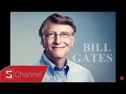 Schannel - Những câu chuyện chưa chắc bạn đã biết về Bill Gates