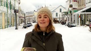 Mackinac Island in the Winter (series)