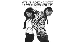 Baixar - Steve Aoki Moxie I Love It When You Cry Moxoki Extended Mix Cover Art Grátis