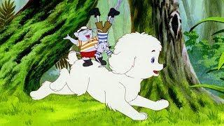 BAMBI A KOUZELNÝ STROM - Lví král Simba, epizoda 7 - CZ