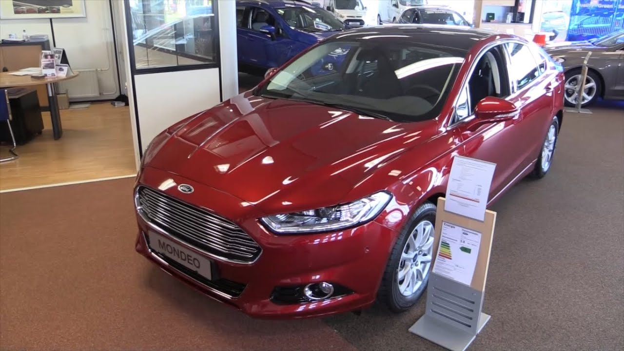 ford mondeo 2016 in depth review interior exterior youtube. Black Bedroom Furniture Sets. Home Design Ideas