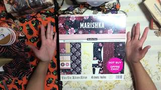 Craft Haul : NEW At Michael's Craft Store - Hot Buy Paper Pads -  Sept 2018