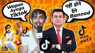 Tiktok banned in India ||🔴 news anchor Shubhankar mishra supports Tiktok|| part2