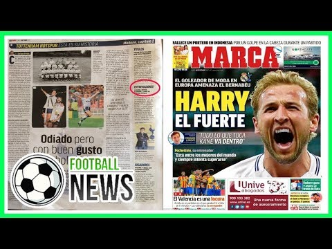 Where will Tottenham come when the Spanish Marca newspaper claims to be Jewish?