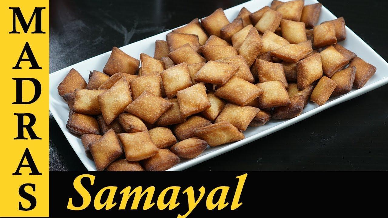 Cake Recipes In Madras Samayal: Maida Biscuit Recipe In Tamil