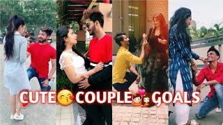 "BEST ""ROMANTIC COUPLE💑GOALS MUSICALLY"" | CUTE LOVE BIRDS COUPLE GOALS TIK TOK | CUTE COUPLES TIKTOK"