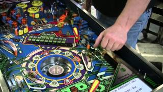 #215 Williams MILLIONAIRE Pinball Machine with spinning Roulette Wheel! TNT Amusements