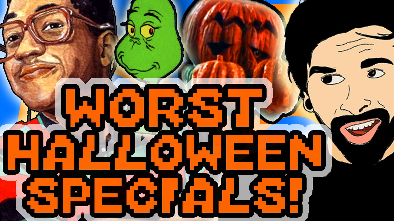 worst retro halloween tv specials of all time like totally obscure
