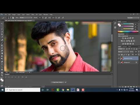 Camera RAW Editing | Tutorial High End Skin Retouching In Photoshop | Asharib Shah Photography