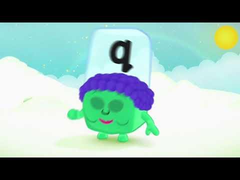 Английские звуки мультфильм