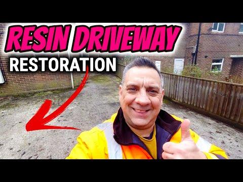 Resin Bonded Driveways