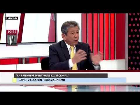 Javier Villa Stein en Agenda Política (Canal N)