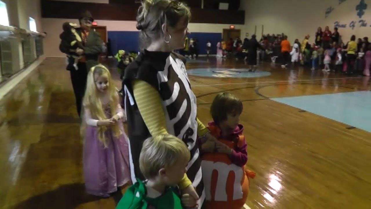 St. Mary's Halloween Parade  10-31-11