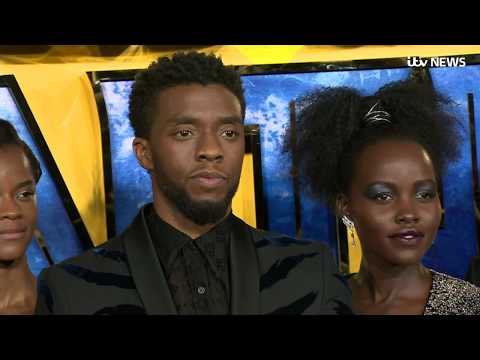 Black Panther premieres as it breaks the mould for superhero movies | ITV News