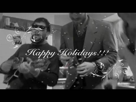 The Queen Killing Kings - Happy Holidays!