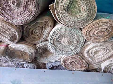 Nepal Village Hemp Textile Products