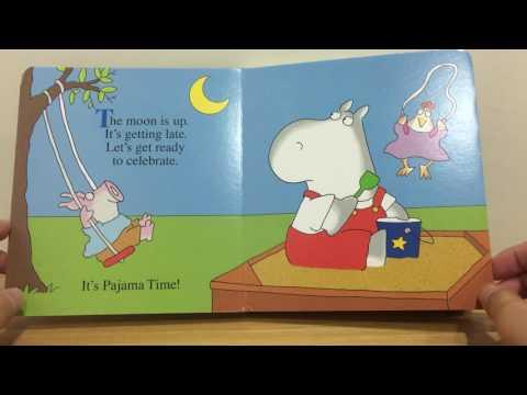 Pajama Time - Elly mum's Story Time!