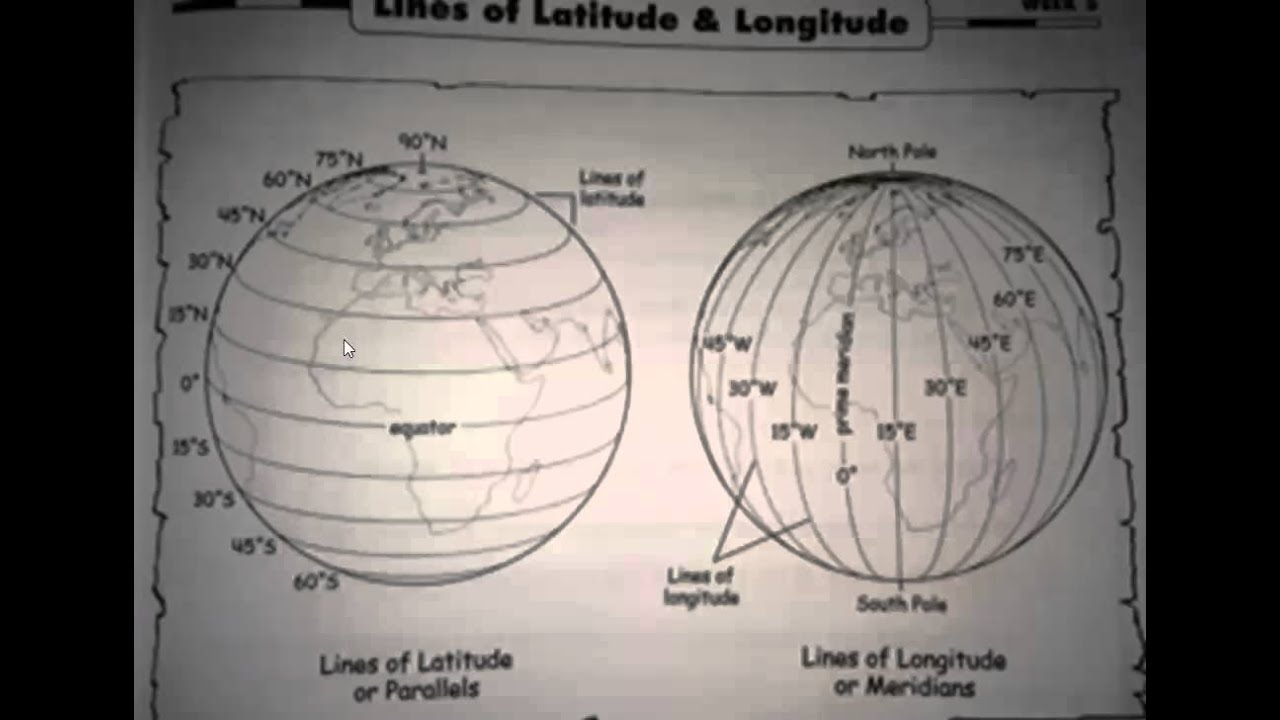 Latitude and longitude slideshow youtube latitude and longitude slideshow ccuart Choice Image